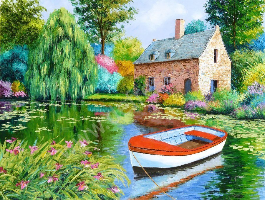 jean-marc-janiaczyk the-house-pond 3790_5000