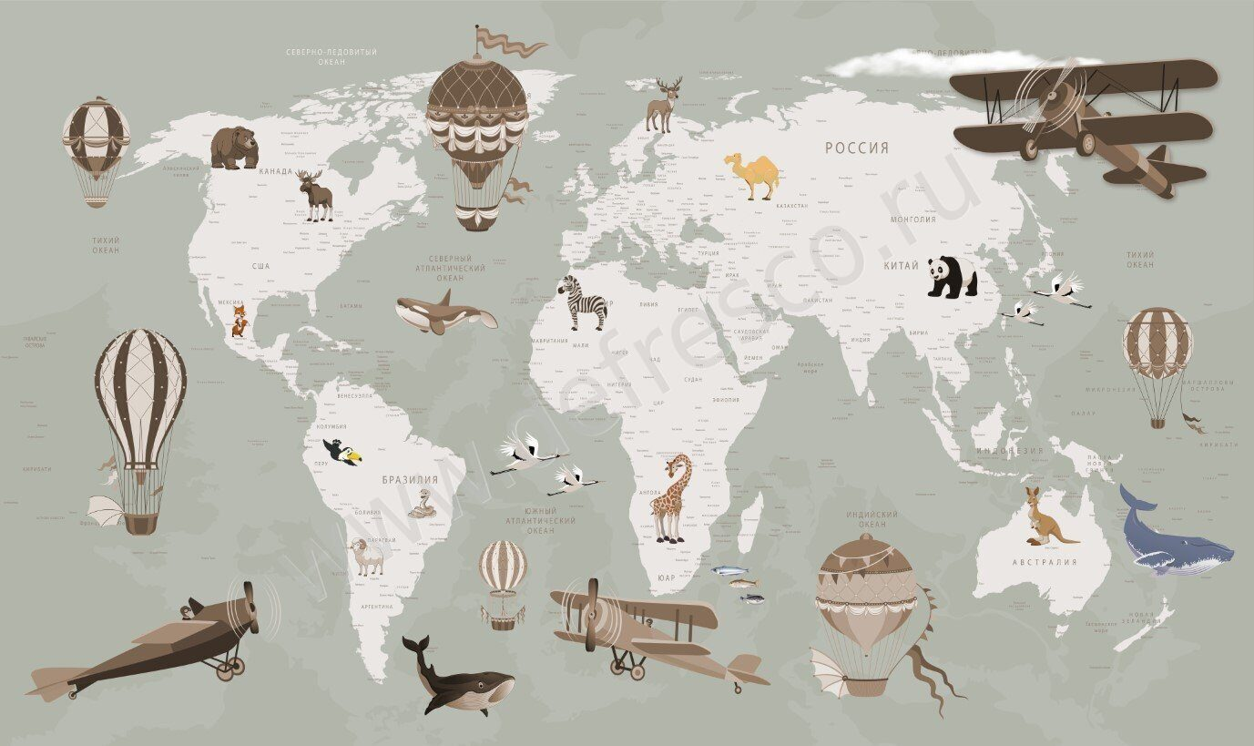 World map (12)