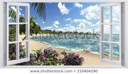 beautiful-views-tropical-island-450w-210404290