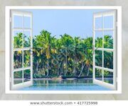 ocean-view-window-on-island-450w-417725998