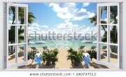 open-window-sea-view-450w-240737512
