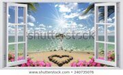 open-window-sea-view-450w-240735076