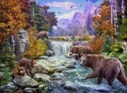 Bears On Wild River 8267_11190