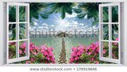 view-window-on-tropical-island-450w-178919846